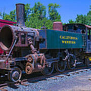 California Western Number 14 Poster