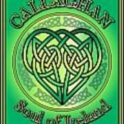 Callaghan Soul Of Ireland Poster