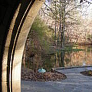 Callaway Gardens Chapel View Poster