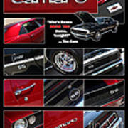 Camaro-drive - Poster Poster