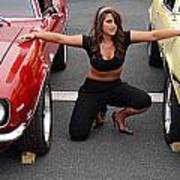 Camaro Envy Poster