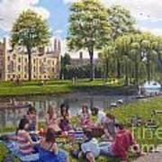 Cambridge Summer Poster