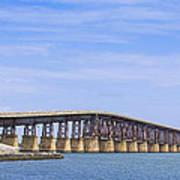 Camelback Bridge Poster