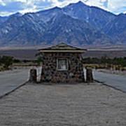 Camp Manzanar  Poster