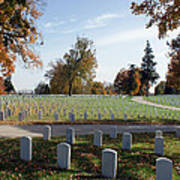 Camp Nelson National Cemetery Poster