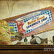 Camp Verde Texas General Store Poster