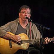 Canadian Folk Singer James Keeglahan Poster