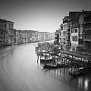 Canal Grande Study IIi Poster