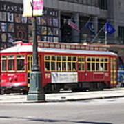 Canal Street Streetcar Poster