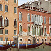 Canale Grande Poster
