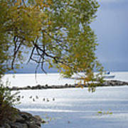 Canandaigua Lake Outlet Poster