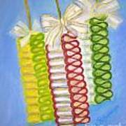 Candy Ribbon  Poster