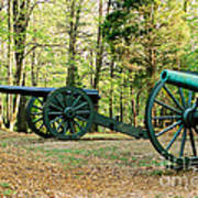 Cannons I Poster