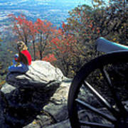 Canon On Lookout Mountain Poster