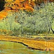 Canyon De Chelly - Spring I Poster