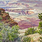 Canyon Lands Poster
