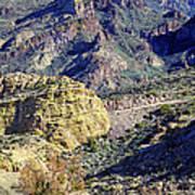 Canyon Road Poster