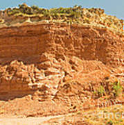 Canyonlands In West Texas Poster