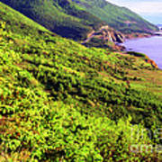 Cape Breton Highlands National Park Poster
