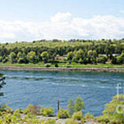 Cape Cod Canal Poster
