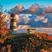 Cape Disappointment Light House Poster