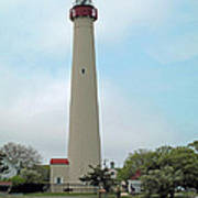Cape May Lighthouse One Poster