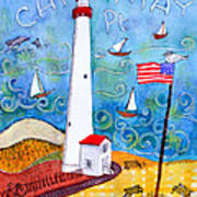 Cape May Point Lighthouse Poster