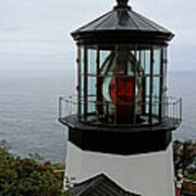 Cape Meares Light Poster