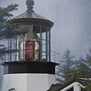Cape Meares Lighthouse Poster