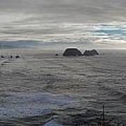 Cape Mears Storms Poster