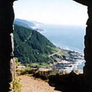 Cape Perpetua Poster