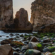 Cape Roca I Poster