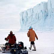 Capeevans-antarctica-g.punt-2 Poster
