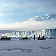 Capeevans-antarctica-g.punt-7 Poster