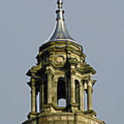 Capital Dome Spindle Top Poster