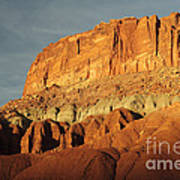 Capital Reef National Park Poster