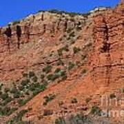 Caprock Canyon 3 Poster
