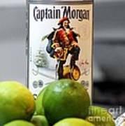 Captain Morgan Poster