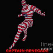 Captain Renegade Poster