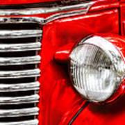 Car - Chevrolet Poster