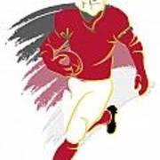 Cardinals Shadow Player2 Poster