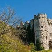 Carisbrooke Castle Poster