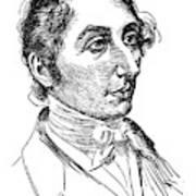 Carl Maria Von Weber (1786-1826) Poster