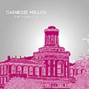 Carnegie Mellon University Hamerschlag Hall Poster