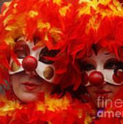 Carnevale Di Venezia 100 Poster