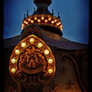 Carnival At Night Poster