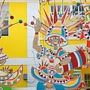 Carnival Time St. Thomas Usvi Poster