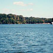 Carolina - Lake Norman Landscape Poster