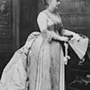 Caroline Lavinia Harrison (1832-1892) Poster