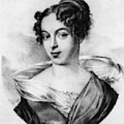 Caroline Unger-sabatier (1803-1877) Poster
